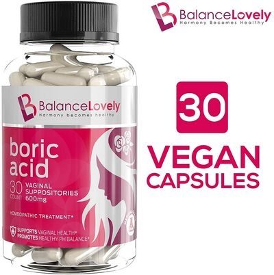 Boric Acid - Does It Work For Yeast Infections?