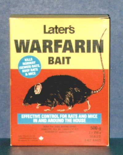 The Effects of Warfarin on the Lips